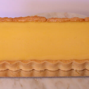 lemon tart long